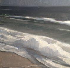 Crashing Waves - By Sean Dietrich