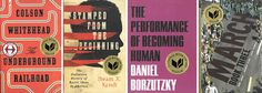 All the winners of the 2016 Nat. Book Awards are books that explore & condemn America's legacy of racism. The Left has made everything part of its monstrous system. It has destroyed art and literature and replaced them with the soulless mechanics of propaganda. Everything exists on the assumption that some vast destructive revolution can redeem America from its evils.And then finally the ends will justify the means. Hey, it worked in the USSR and China. Didn't it?