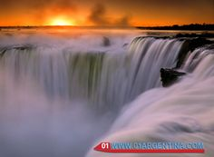 """A walk under the full moon in Iguazu Falls in Argentina Full moon walk in Iguazu Falls. """"A unique show in the world that deserves to be seen."""" In any of the four seasons and from dusk until late at night, the moon surprises with its color change as it reaches its fullness. Check your #Travel #Tours #Packages #Vacations at #IguazuFalls in #Argentina  . Different #destinations are waiting for You! 01Argentina #TravelAgency"""