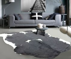100% Argentinian Real Cow Hides SKU: 7