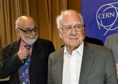 Nobel Fizik ödülü Higgs ve Englert'in CNNTurk.com