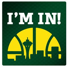 The Sonics are in! #Seahawks
