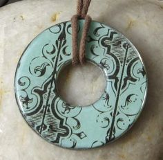 diy rings jewelry from hardware | Hardware Washer Jewelry- recycled origami, ... | DIY Necklaces and Ch ...