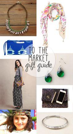 To the Market socially conscious gift guide