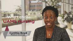 Cynthia Boyd -- UAMS Nursing