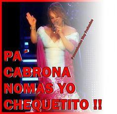Chequetito Jenny Rivera, Jenni