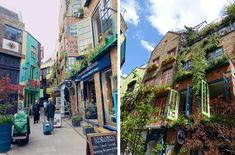Best markets in London | Siddharth and Shruti