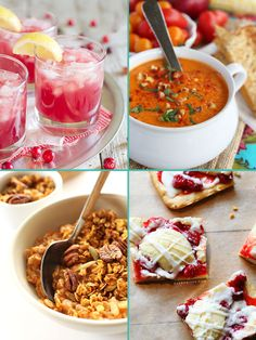 If you're lacking of inspiration to plan your meals and delicious treats for this week, we have got you covered with our weekly Delicious Links. From cocktail to breakfast and dessert, these four b...