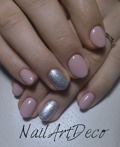 Soft pink, nude, natural..
