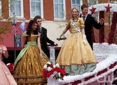 Founder's Day Parade & Miss Mystic Falls Court
