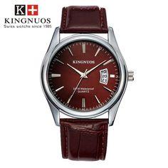 Fashion Men Watches Male Top Brand Luxury Quartz Watch Men Casual Slim Dress Waterproof Sport Silica Gel Mesh Belt Wristwatch Watches Men's Watches