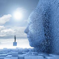 What is the Technological Singularity? The Technological Singularity is the… Futuristic Technology, Science And Technology, Technological Singularity, Intelligent Technology, Ex Machina, Cool Tech, Artificial Intelligence, Surreal Art, Science Nature