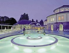 Thermes caracalla baden baden nos adresses bien tre - Laguna piscine allemagne ...