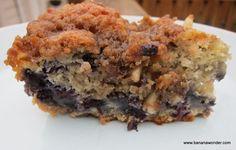 Lavender Crumb Cake