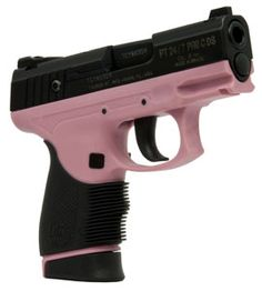 Black/Pink 40 Cal. I WANT!!!