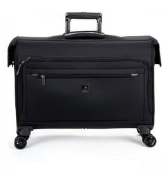 Delsey Helium X'Pert Lite 2.0 Carry On Spinner Garment Bag