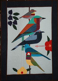 keri-designs | charley harper patterns
