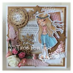 Time for Tea Designs: T4T New Release is HERE!!!