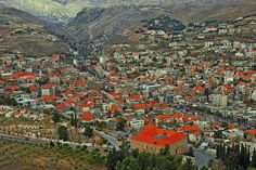 Zahle, Lebanon... can't wait to go back!