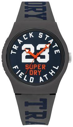 Superdry Urban Track & Field Watch SYG182UE