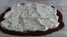rotolo al cioccolato ricetta senza cottura freddo estivo estiva fredda dolce facile veloce con crema al mascarpone gocce di…