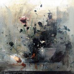 4. Naturaleza II Oleo/lienzo 38 x 38 cm.