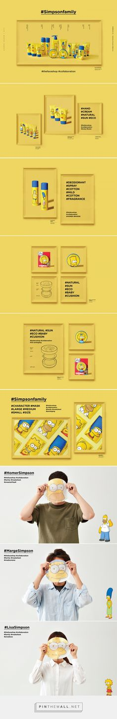 The Simpsons x THEFACESHOP - http://www.packagingoftheworld.com/2017/09/the-simpsons-x-thefaceshop.html