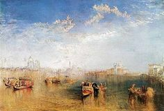 Joseph Mallord William Turner - Painter of Light - Venice