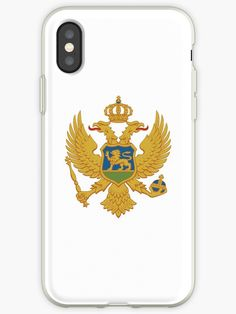 Montenegro coat of arms from the flag of Montenegro. Montenegro Flag, Skin Case, Coat Of Arms, Ipad Case, Iphone Case Covers, Wall Tapestry, Decorative Throw Pillows, Finding Yourself, Artists
