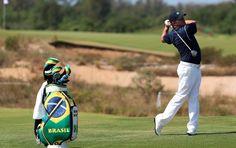 Rio 2016 Olympics: Men's Golf, Adilson da Silva to tee off first.