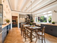 Galley Kitchen Remodeling: Pictures, Ideas & Tips From HGTV | Kitchen Ideas & Design with Cabinets, Islands, Backsplashes | HGTV