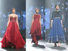 shantanu and nikhil bridal collection 2015