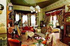 Victorian Interiors   Photo : Victorian Interior