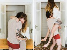 Intimate Session : Phil and Sara // Ben Sasso