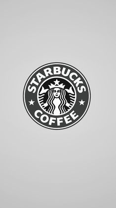 Starbucks Coffee Logo #iPhone #5s #Wallpaper