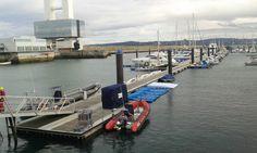 Marina de Coruña