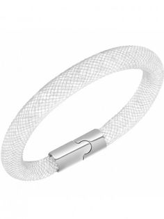 Swarovski Stardust Grey Tube Bracelet 5102550