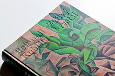Monography Bohumil Kubišta - Graphic design by Dynamo design, photo of printed realization by w:u studio Paper Design, Graphic Design, Studio, Printed, Artist, Painting, Artists, Painting Art, Studios