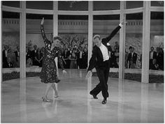 Holiday Inn - my favorite dance scene in this movie