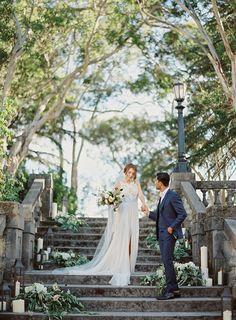 Old World Romance Wedding Inspiration