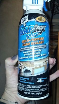 Drafty windows or floor boards? Seal the cracks. This stuff was great! Energy Bill, Home Repairs, Good To Know, Insulation, Drink Bottles, Seal, Boards, Windows, Flooring