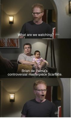You are watching the movie Modern Family on Putlocker HD. A mockumentary-style sitcom chronicling the unusual kinship of the extended Pritchett clan, a brood that includes patriarch Jay; Modern Family Season 1, Modern Family Memes, Family Tv, Best Tv Shows, Best Shows Ever, Favorite Tv Shows, Phil Dunphy, Laugh Track, Tv Quotes