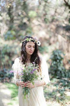 Yasmine Floral Design, Flower Arrangements, Flower Crowns, The Local Rose, Shiva Rose