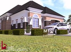 Home Style Exterior Bungalows Floor Plans Ideas Bungalow Floor Plans, Modern Bungalow House, Modern Floor Plans, Bungalow 5, House Plans Mansion, Duplex House Plans, Bungalow House Design, Bungalow Designs, Duplex Design
