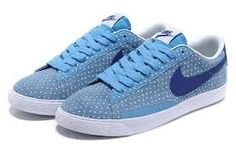 official photos 5e41f 832b5 Now Buy Nike Blazer 2013 Gypsophila Low Womens Blue Shoes Online Save Up  From Outlet Store at Footlocker.