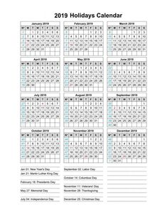 Pick 2019 Yearly Calendar Printable August ⋆ The Best Printable Calendar Collection