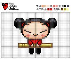 Image result for perler bead chopsticks