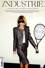 Anna Wintour Is 'Like a Retriever' On the Tennis Court