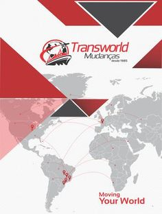 Transworld Mudanças  Catalogo apresentação