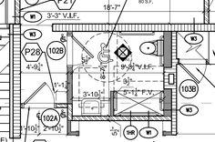 Public Restroom Layout Bathroom stall dimensions